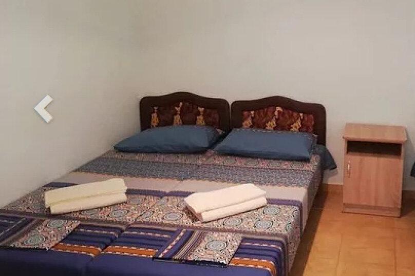 2-х местная комната (с вентилятором и общим санузлом), переулок Строителей, 9, Кабардинка - Фотография 1