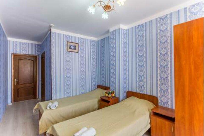 Двухместный номер с двумя отдельными кроватями, Просторная улица, 1, Геленджик - Фотография 1