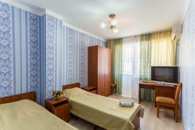 Двухместный номер с двумя отдельными кроватями, Просторная улица, 1, Геленджик - Фотография 2