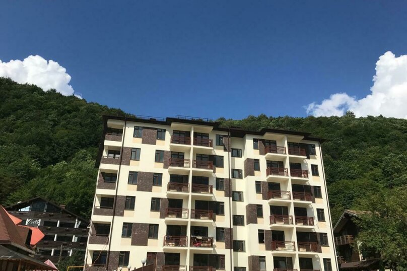 1-комн. квартира, 40 кв.м. на 6 человек, Берёзовая улица, 126, Эстосадок, Красная Поляна - Фотография 5