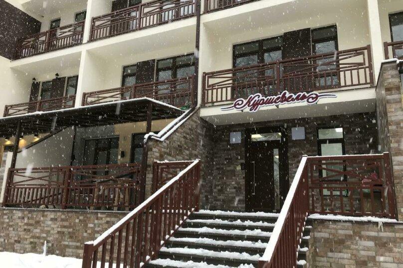 1-комн. квартира, 40 кв.м. на 6 человек, Берёзовая улица, 126, Эстосадок, Красная Поляна - Фотография 17