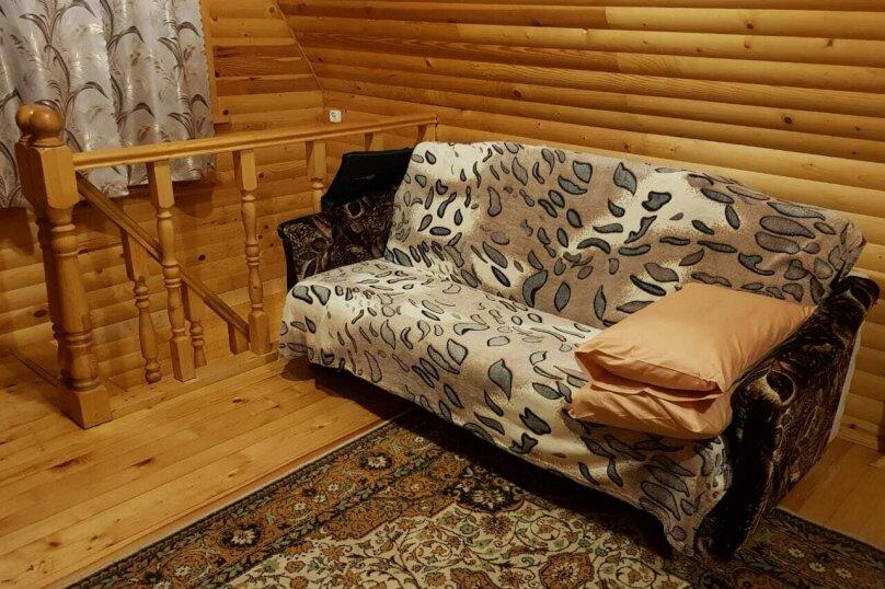 Дом, 90 кв.м. на 10 человек, 2 спальни, д. Алкатово, 46 а, Осташков - Фотография 41