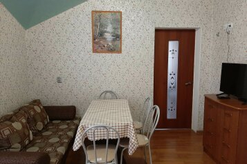 1-комн. квартира, 45 кв.м. на 8 человек, 2-й проезд, 10Д, село Сукко - Фотография 1