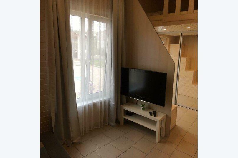 1-комн. квартира, 21 кв.м. на 4 человека, 1-й Академический переулок, 9, Севастополь - Фотография 12