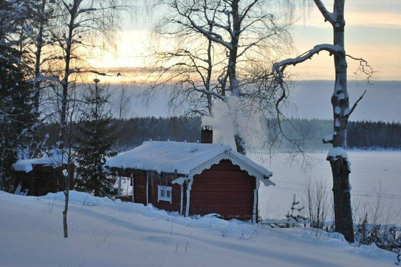 Дом, 50 кв.м. на 8 человек, 2 спальни,  Суоярвский р-н, урочище Каратсалми, Петрозаводск - Фотография 3