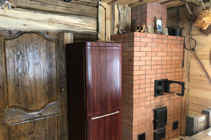Дом, 50 кв.м. на 8 человек, 2 спальни,  Суоярвский р-н, урочище Каратсалми, Петрозаводск - Фотография 8