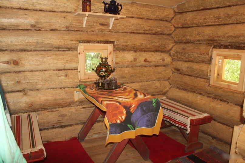 Коттедж, 36 кв.м. на 4 человека, 1 спальня, д. Мандера, Центральная, 10, Ильинский, Карелия - Фотография 12