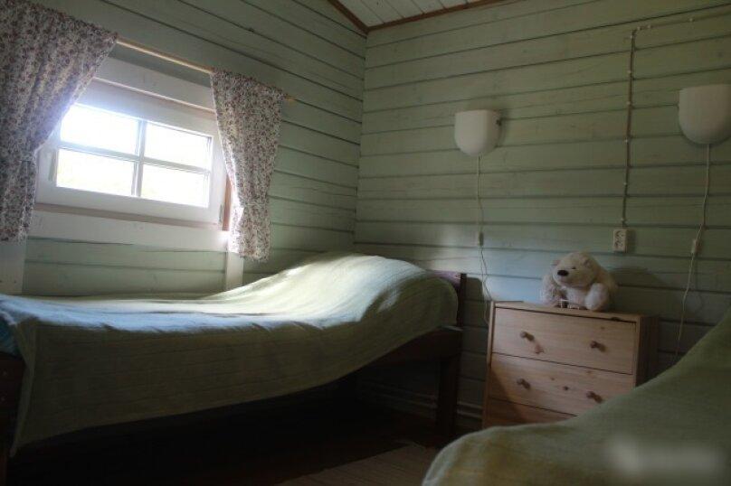 Коттедж, 36 кв.м. на 4 человека, 1 спальня, д. Мандера, Центральная, 10, Ильинский, Карелия - Фотография 18