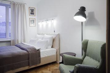 2-комн. квартира, 50 кв.м. на 4 человека, Невский проспект, 146, Санкт-Петербург - Фотография 1