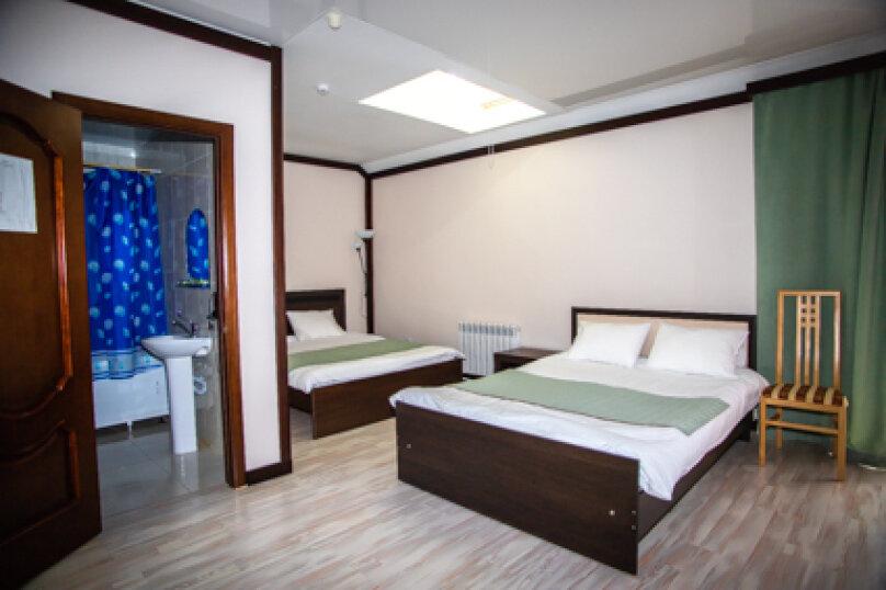 Двухместный стандарт с двумя кроватями, Салаирский тракт, 6-й километр, 19, Тюмень - Фотография 1