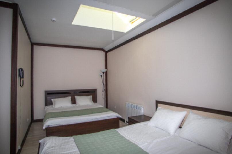 Двухместный стандарт с двумя кроватями, Салаирский тракт, 6-й километр, 19, Тюмень - Фотография 3