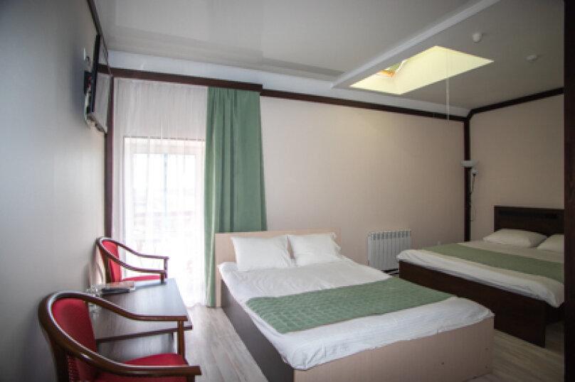 Двухместный стандарт с двумя кроватями, Салаирский тракт, 6-й километр, 19, Тюмень - Фотография 5
