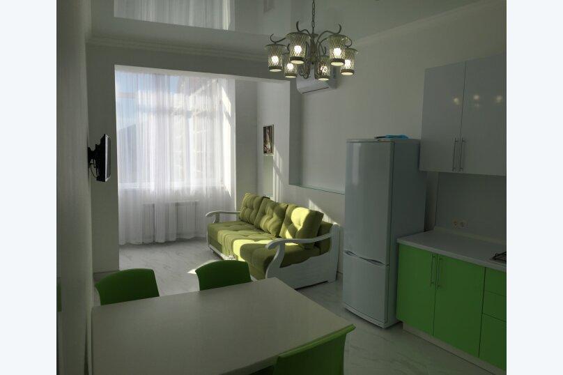 2-комн. квартира, 50 кв.м. на 3 человека, Курортная улица, 14Бк2, Геленджик - Фотография 3