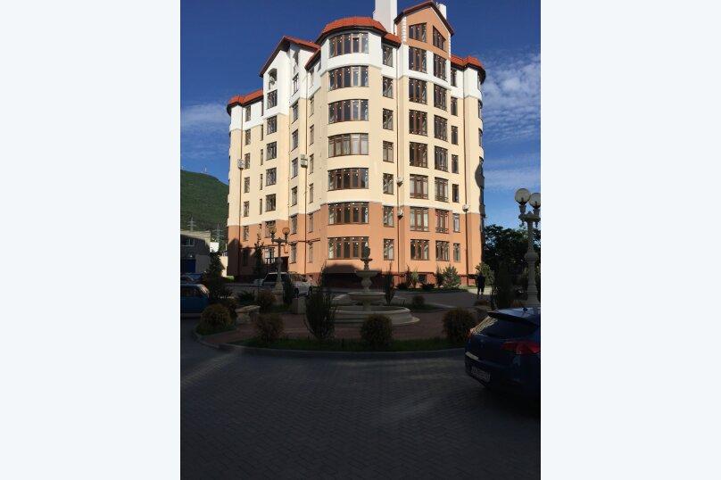 2-комн. квартира, 50 кв.м. на 3 человека, Курортная улица, 14Бк2, Геленджик - Фотография 9