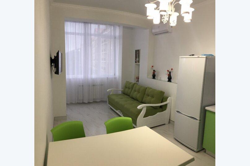 2-комн. квартира, 50 кв.м. на 3 человека, Курортная улица, 14Бк2, Геленджик - Фотография 10