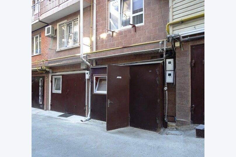 Дом под-ключ, 44 кв.м. на 8 человек, 3 спальни, Кольцевая улица, 2/33, Лазаревское - Фотография 1