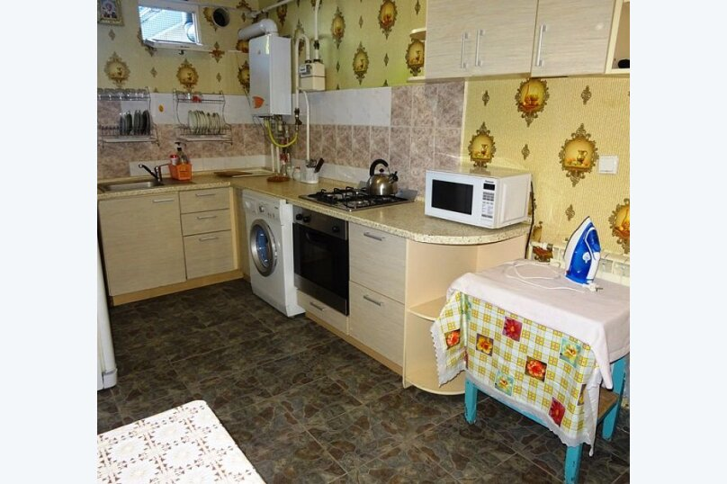Дом под-ключ, 44 кв.м. на 8 человек, 3 спальни, Кольцевая улица, 2/33, Лазаревское - Фотография 8