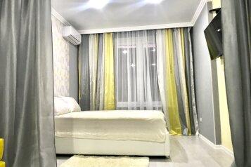 1-комн. квартира, 43 кв.м. на 3 человека, Рябиновая улица, 2В, Горячий Ключ - Фотография 1