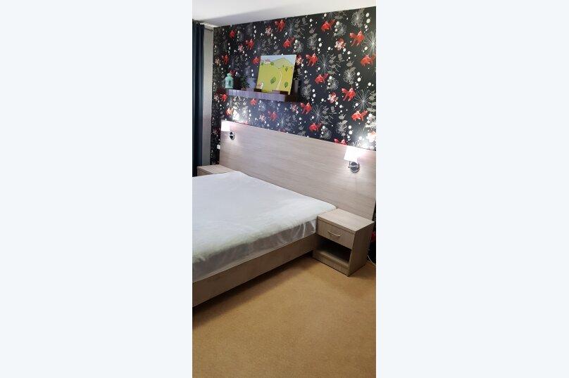 2-комн. квартира, 60 кв.м. на 6 человек, улица Ленина, 123А, Коктебель - Фотография 14