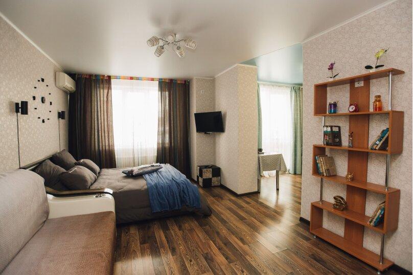 1-комн. квартира, 40 кв.м. на 4 человека, 1-й Топольчанский проезд, 2, Саратов - Фотография 2