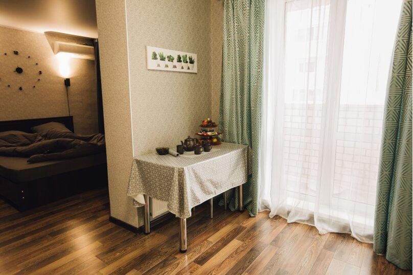 1-комн. квартира, 40 кв.м. на 4 человека, 1-й Топольчанский проезд, 2, Саратов - Фотография 13