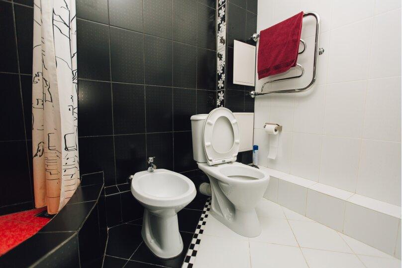 1-комн. квартира, 40 кв.м. на 4 человека, 1-й Топольчанский проезд, 2, Саратов - Фотография 19