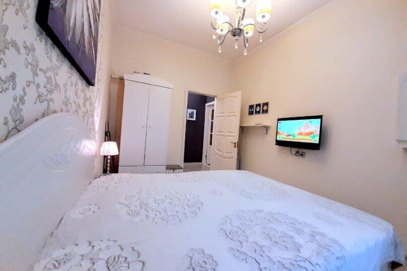 2-комн. квартира, 50 кв.м. на 4 человека, проспект Нахимова, 17, Севастополь - Фотография 24