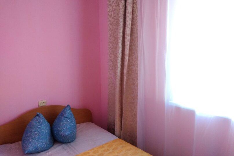 Благоустроенный двухкомнатный семейный номер, СТ Приморье, Ясная ул., 84, Заозерное - Фотография 8