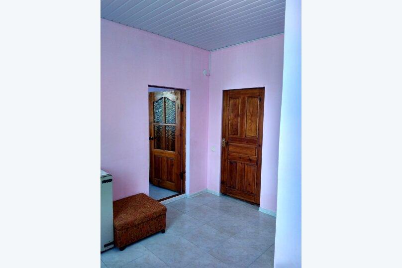 Благоустроенный двухкомнатный семейный номер, СТ Приморье, Ясная ул., 84, Заозерное - Фотография 13