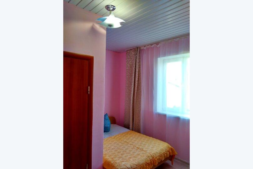 Благоустроенный двухкомнатный семейный номер, СТ Приморье, Ясная ул., 84, Заозерное - Фотография 16