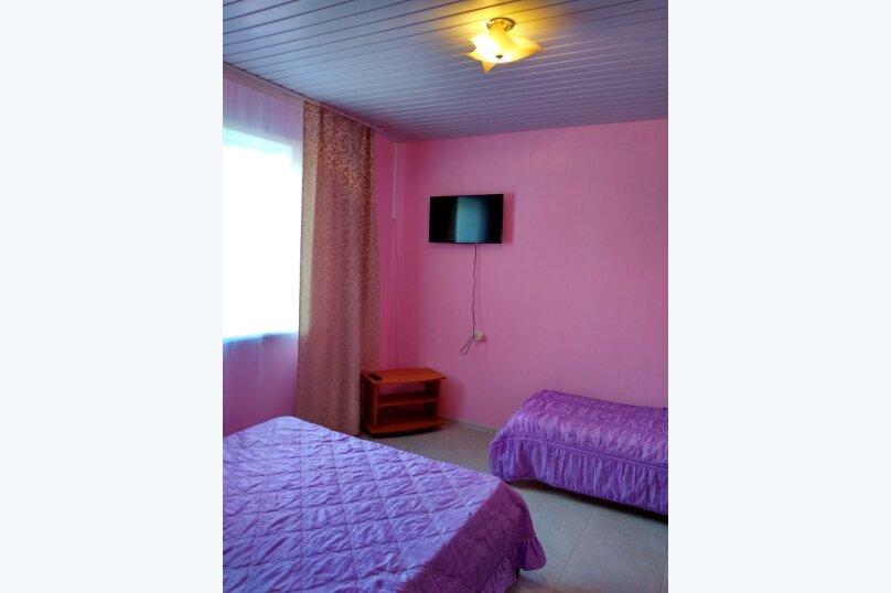 Благоустроенный двухкомнатный семейный номер, СТ Приморье, Ясная ул., 84, Заозерное - Фотография 17