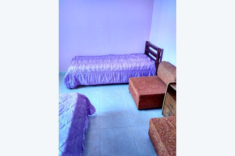 Благоустроенный двухкомнатный семейный номер, СТ Приморье, Ясная ул., 84, Заозерное - Фотография 18