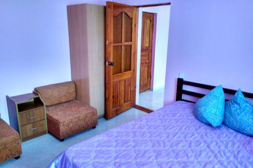 Благоустроенный двухкомнатный семейный номер, СТ Приморье, Ясная ул., 84, Заозерное - Фотография 19