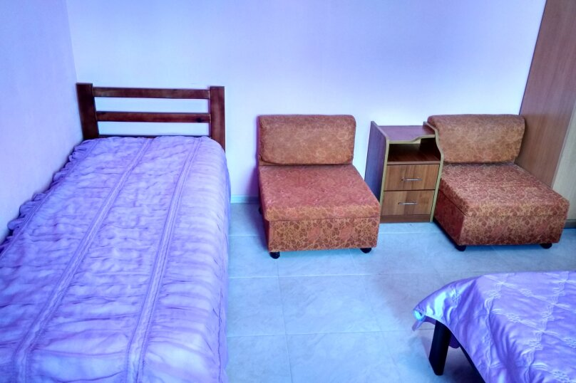 Благоустроенный двухкомнатный семейный номер, СТ Приморье, Ясная ул., 84, Заозерное - Фотография 20