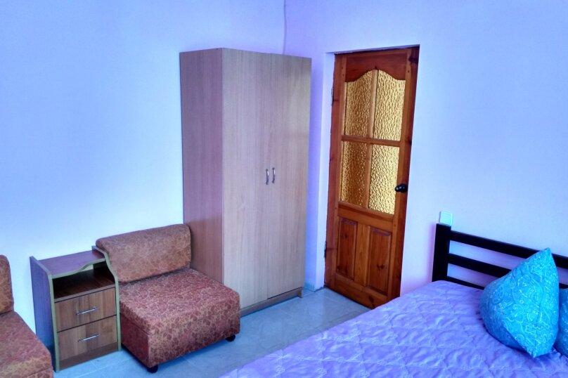 Благоустроенный двухкомнатный семейный номер, СТ Приморье, Ясная ул., 84, Заозерное - Фотография 21