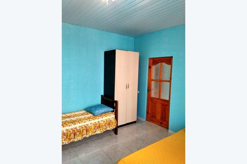 Благоустроенный двухкомнатный семейный номер, СТ Приморье, Ясная ул., 84, Заозерное - Фотография 31