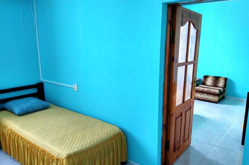 Благоустроенный двухкомнатный семейный номер, СТ Приморье, Ясная ул., 84, Заозерное - Фотография 34