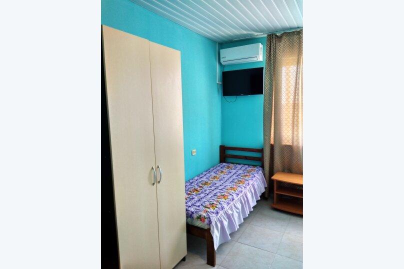 Семейный номер однокомнатный номер с  балконом, СТ Приморье, Ясная ул., 84, Заозерное - Фотография 4