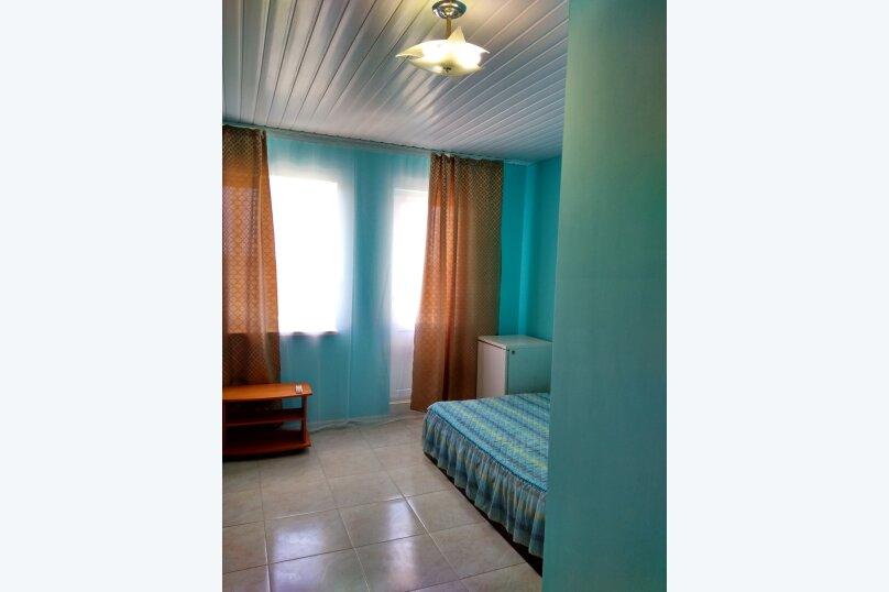 Семейный номер однокомнатный номер с  балконом, СТ Приморье, Ясная ул., 84, Заозерное - Фотография 5