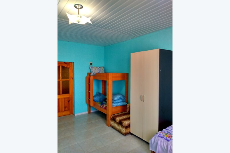 Семейный номер однокомнатный номер с  балконом, СТ Приморье, Ясная ул., 84, Заозерное - Фотография 7