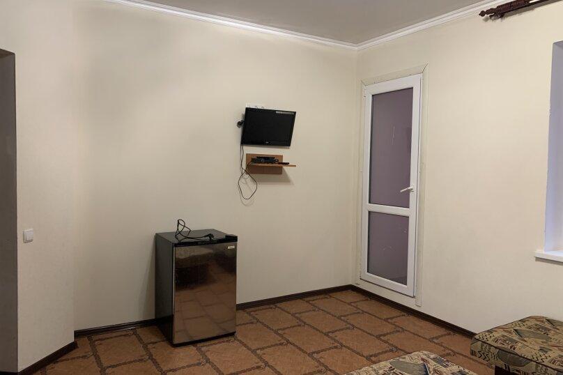 5- местный номер люкс (двухкомнатный) , Горького, 4, Морское - Фотография 5