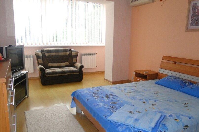 Коттедж, 100 кв.м. на 7 человек, 2 спальни, Таврическая улица, 39, Алушта - Фотография 4