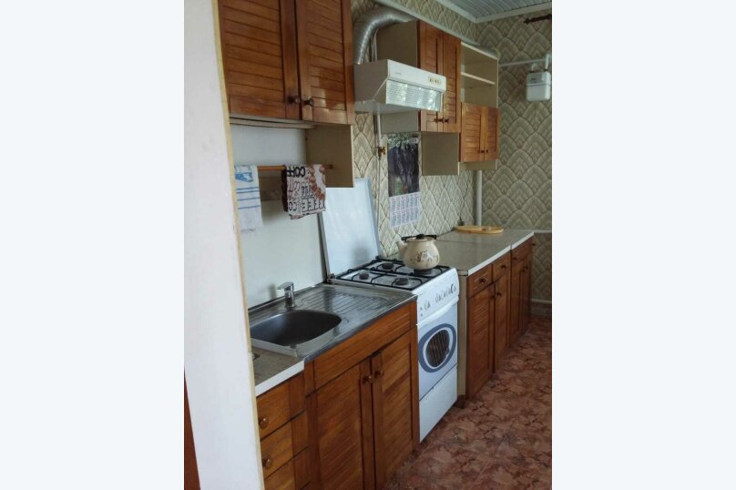 Дом, 110 кв.м. на 6 человек, 2 спальни, улица Кирова, 16А, Новофёдоровка, Саки - Фотография 5