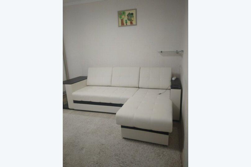 Дом посуточно в Евпатории, 32 кв.м. на 4 человека, 2 спальни, улица Петриченко, 7, Евпатория - Фотография 1