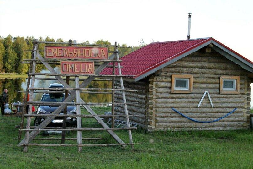 """Гостевые дома """"Omelia"""", деревня Емельяновка, улица Емельяновка на 3 комнаты - Фотография 4"""