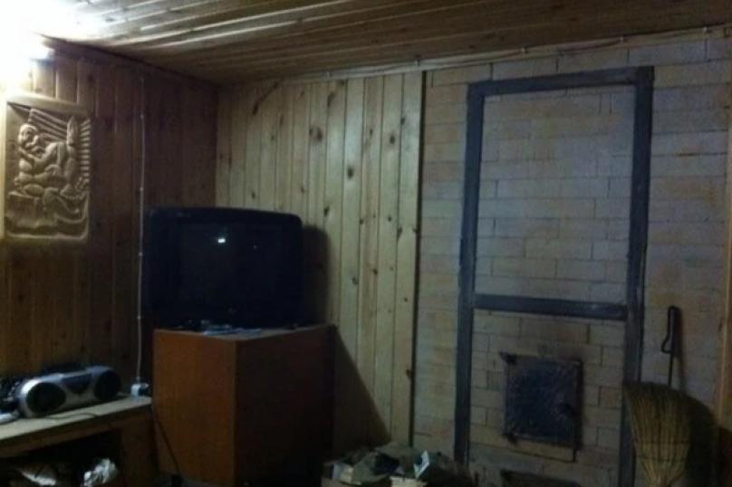Дом, 41 кв.м. на 2 человека, 2 спальни, д. Пиндуши ул. Нижняя , б/н, Медвежьегорск - Фотография 3
