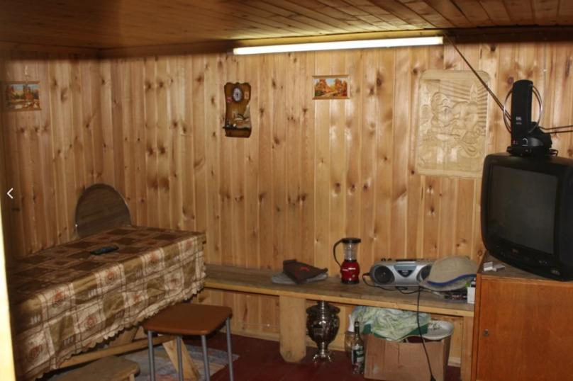 Дом, 41 кв.м. на 2 человека, 2 спальни, д. Пиндуши ул. Нижняя , б/н, Медвежьегорск - Фотография 5