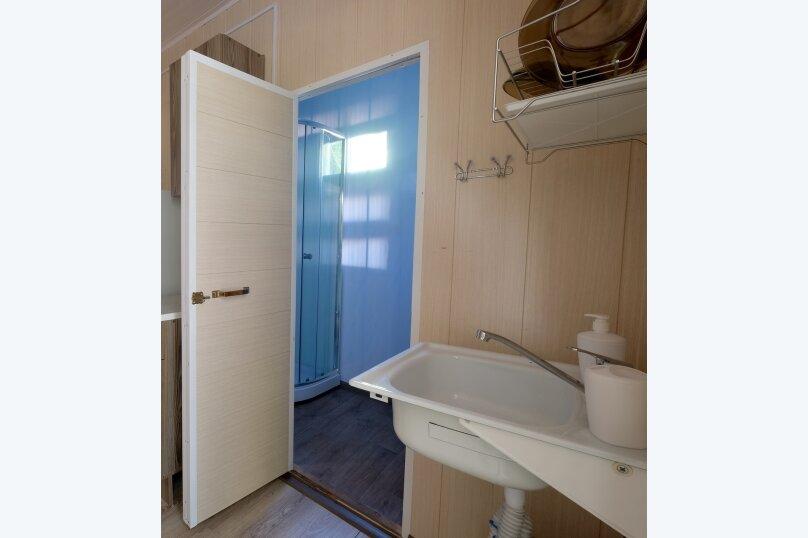 Апартаменты Стандарт 3хместный, бухта Инал, 3-й участок, Инал, Бжид - Фотография 8