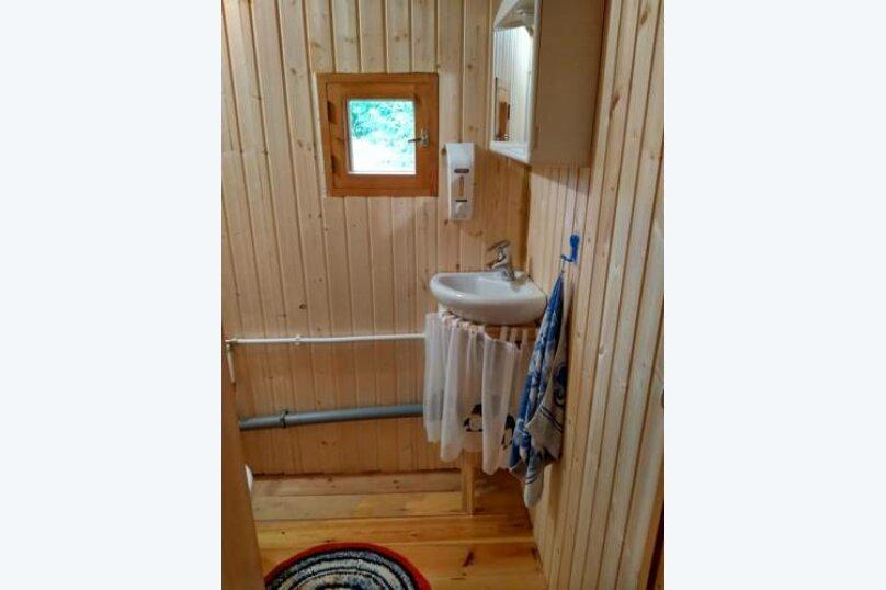 Дом, 60 кв.м. на 5 человек, 1 спальня, Часовенская, б/н, Медвежьегорск - Фотография 15