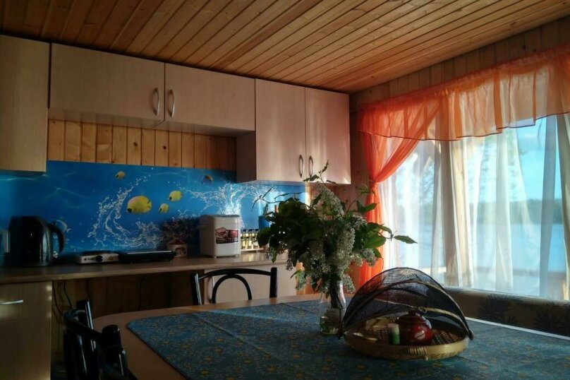 Дом, 60 кв.м. на 5 человек, 1 спальня, Часовенская, б/н, Медвежьегорск - Фотография 17